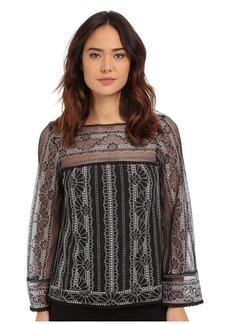 Nanette Lepore Misty Morning Top