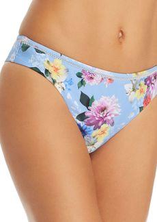 Nanette Lepore Monaco Bouquet Bikini Bottom