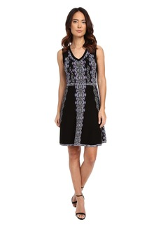 Nanette Lepore Mystical Stitch Dress