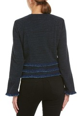 Nanette Lepore Nanette Lepore Frisky Fringe Jacket