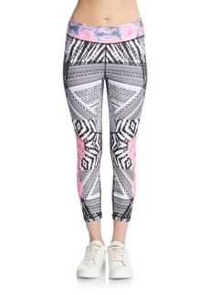 Nanette Lepore Nomad Cropped Leggings