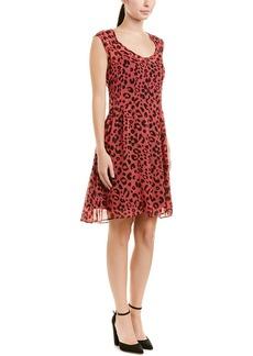 Nanette Lepore Outlaw Silk A-Line Dress