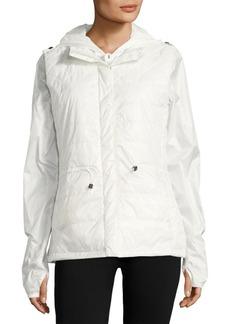 Nanette Lepore Packable Jacket and Vest Set