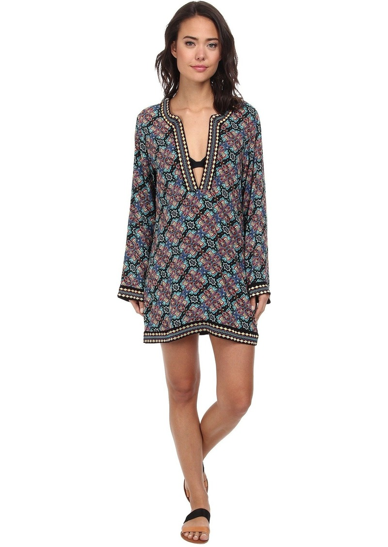 873aa0f2ef Nanette Lepore Paloma Covers Tunic Cover-Up