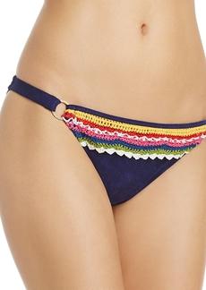 Nanette Lepore Peace & Love Vamp Bikini Bottom