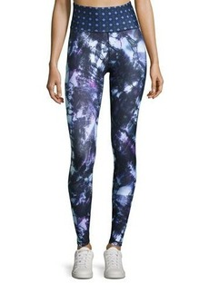 Nanette Lepore Play Smooth Wide-Waist Performance Legging