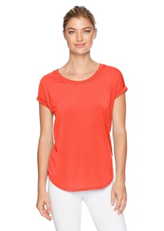 Nanette Lepore Play Women's Broken-in Tee  XS