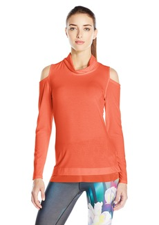 Nanette Lepore Play Women's Cold Shoulder Pullover  S