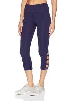 Nanette Lepore Play Women's Corset Cross Capri
