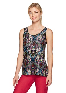 Nanette Lepore Play Women's Creole Active Tank  L