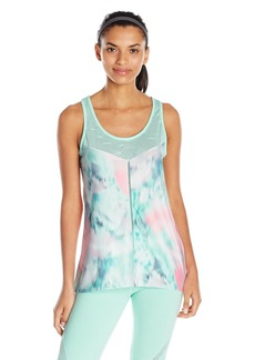 Nanette Lepore Play Women's Lace Mesh Tank  XL