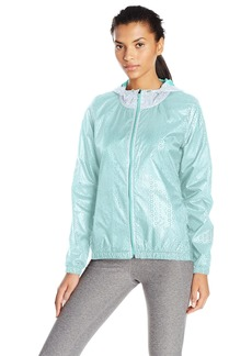 Nanette Lepore Play Women's Plus SizeLaser Cut Packable Windbreaker Size  XS