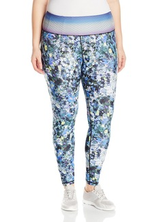 Nanette Lepore Play Women's Plus Sizesmoothe Wide Waist Legging Size