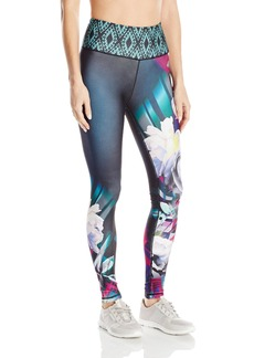 "Nanette Lepore Play Women's Print Smoothe Legging 28""  L"