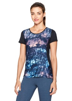 Nanette Lepore Play Women's  Printed Active Tee XS