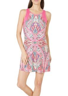 Nanette Lepore Play Women's  Printed Dress L