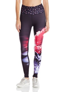 Nanette Lepore Play Women's Smoothe Wide Waistband Legging