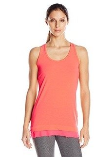 Nanette Lepore Play Women's To-Fro Lace Up Back Tank