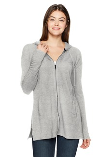 Nanette Lepore Play Women's Tunic Hoodie  S