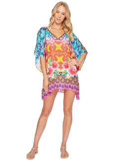 Nanette Lepore Playa Nayarit Caftan Cover-Up