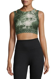 Nanette Lepore Printed Active Tank Top