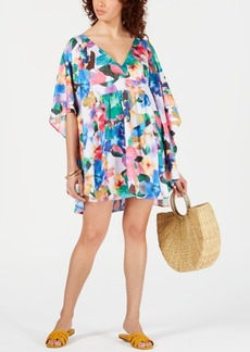 Nanette Lepore Printed Caftan Cover-Up, Created for Macy's Women's Swimsuit