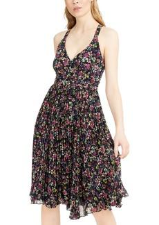 Nanette Lepore Printed Crossback Dress