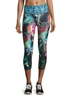 Nanette Lepore Printed Pull-On Leggings