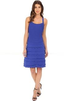 Nanette Lepore Scallop Edge Dress