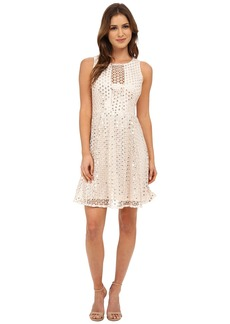 Nanette Lepore Shimmer Shine Dress