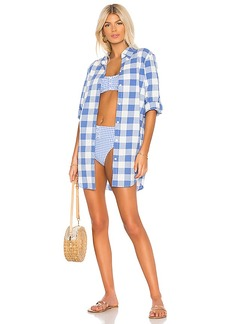 Nanette Lepore Shirt Dress