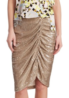 Silver Screen Skirt