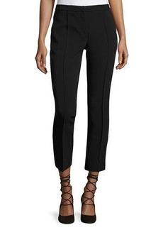 Nanette Lepore Slim-Fit Ankle Trouser Pants
