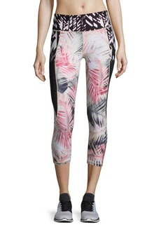 Nanette Lepore Smoothie Capri Leggings