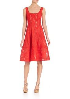 Nanette Lepore Stary Night A-Line Dress