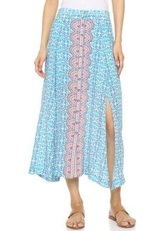 Nanette Lepore Street Fair Skirt