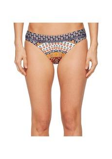 Nanette Lepore Super Fly Paisley Charmer Hipster Bikini Bottom