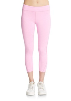 Nanette Lepore Sway Cropped Leggings