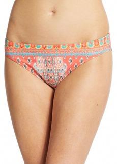 Nanette Lepore Swim Bindi Charmer Bikini Bottom