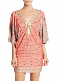 Nanette Lepore Swim Bindi Tunic Coverup