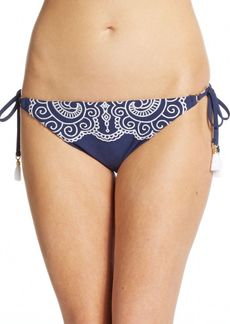 Nanette Lepore Swim Henna Vamp Bikini Bottom