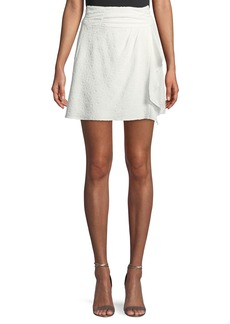 Tap Dance Textured Mini Skort