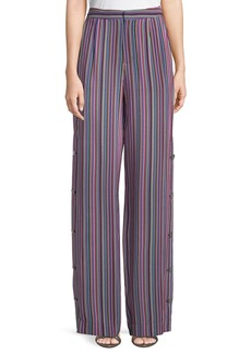 Nanette Lepore The Big Sleep Pants w/ Side Buttons