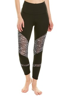 Nanette Lepore Ultra High Waist Lace Legging