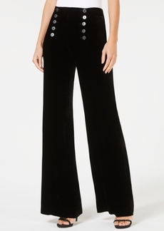 Nanette Lepore Wide-Leg Sailor Pants, Created for Macy's