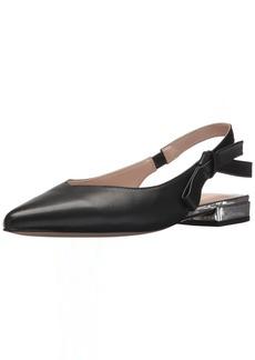Nanette Lepore Women's Addy Flat Sandal   M US