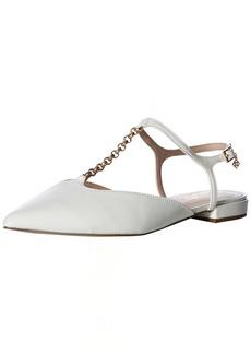 Nanette Lepore Women's Angelina Flat Sandal   M US