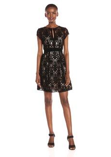 Nanette Lepore Women's Boudoir Lace Dress