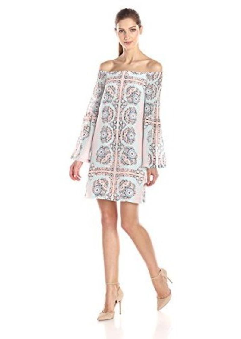 Nanette Lepore Nanette Lepore Women S Cali Dreamin Silk