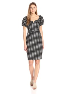 Nanette Lepore Women's Cheeky Check Dress